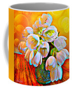 Spektrel Flowers Coffee Mug