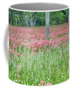 Spellbound By Indian Paint Brush. Coffee Mug