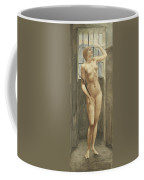 Spes, Or Hope In Prison Coffee Mug