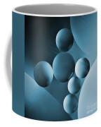 Spheres Coffee Mug by Elena Nosyreva