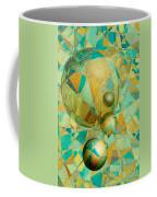 Spheres Of Life's Changes Coffee Mug