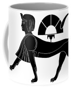 Sphinx - Mythical Creatures Of Ancient Egypt Coffee Mug