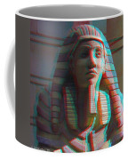 Sphinx - Use Red-cyan 3d Glasses Coffee Mug
