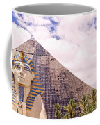Sphinx Clouds Coffee Mug