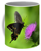 Spicebush Swallowtail Butterfly Coffee Mug