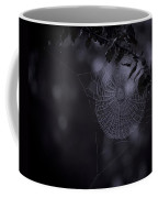 Spider Art Coffee Mug