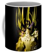 Spider Orchid Coffee Mug