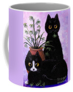 Spider Plant Coffee Mug