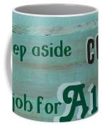 Spiked Coffee Coffee Mug
