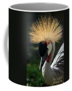 Spiked Crane Coffee Mug