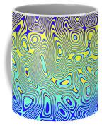 Spilled Sky Coffee Mug