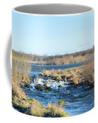 Spillway Panorama Coffee Mug