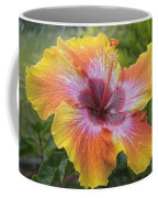 Spin The Bottle Hibiscus Coffee Mug