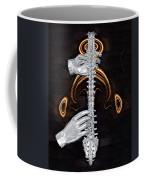 Spine - Instrument Of Life Coffee Mug by Joseph Ventura