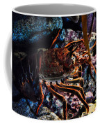 Spiney California Lobster Coffee Mug