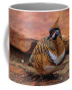Spinifex Pigeon Coffee Mug