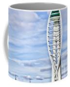 Spinnaker Tower Portsmouth Coffee Mug