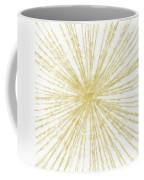 Spinning Gold- Art By Linda Woods Coffee Mug