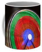 Spinning Wheels Coffee Mug