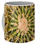 Spiny Cactus Needles Coffee Mug