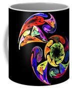 Spiral Toucan Coffee Mug