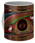 Spiral Warp Coffee Mug