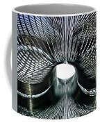Spiral Wire Bridge Coffee Mug