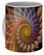 Spiralined Coffee Mug
