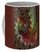 Spiralling Fractal One Coffee Mug