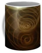Spirals Of Light Coffee Mug