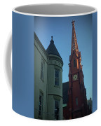 Spire Of Chinatown Coffee Mug