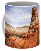 Spire Rocks At Kodachrome Basin State Park Coffee Mug