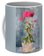 Spirea In Crystal Coffee Mug