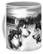 Spirit Guides  Coffee Mug by Peter Piatt