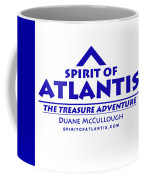 Spirit Of Atlantis Logo Coffee Mug