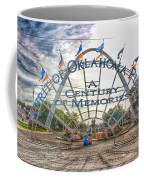 Spirit Of Oklahoma Plaza  Coffee Mug
