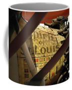 Spirit Of St Louis At Smithsonian Coffee Mug