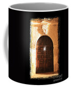 Spirit Of The Alamo With Framing Coffee Mug