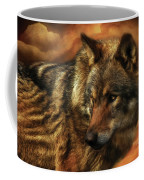 Spirit Of The Golden Moon Coffee Mug
