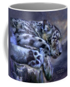 Spirit Of The Snow Coffee Mug