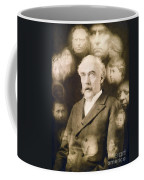 Spirit Photograph, C1901 Coffee Mug
