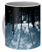 Spirit Pony In A Shadowed Wood Coffee Mug