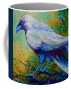 Spirit Raven Coffee Mug