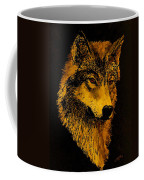 Spirit Wolf Coffee Mug