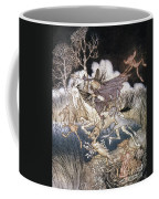 Spirits In Sleepy Hollow Coffee Mug by Granger