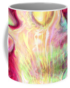 Spirits Of The Sun Coffee Mug by Linda Sannuti