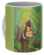Spiritual Blues Coffee Mug