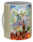 Spiritual Warfare Of Heart And Mind Coffee Mug
