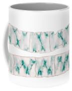 Spirogyra Green Algae Showing Spiral Coffee Mug
