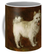 Spitz Dog Coffee Mug by Thomas Gainsborough